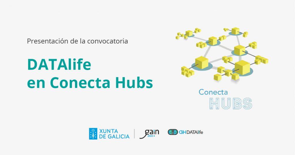 DiH DATAlife | Conecta Hubs